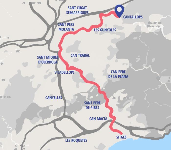 E-bike Tour Can Rafols dels Caus